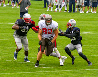 NFL Practice: Tampa Bay vs. New England August 13th, 2013