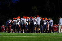 Walpole Rebels vs Milton Wildcats 10/11/13