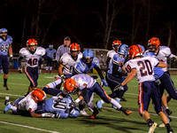 Walpole Varsity Football vs. Medfield Warriors